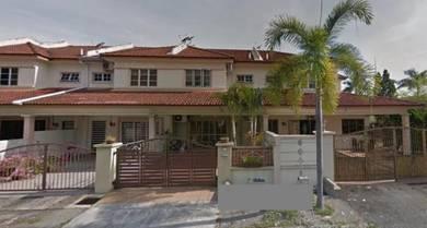 2 Storey Mid Terrace House Taman Perpaduan Koperasi, Ipoh