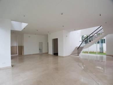 Cheapest 3 storey bungalow jacaranda, garden residence, cyberjaya