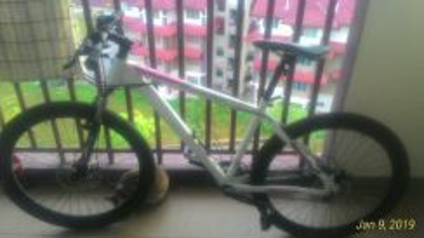 Mountain bike utk dijual saiz tayar 26