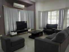 [fully furnished+tip top condition]2 storey semi d tmn chi liung
