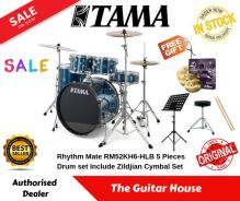 Tama RM52KH6-HLB Rhythm Mate w/zildjian Cymbal