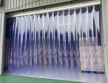Heavy Duty PVC Curtain