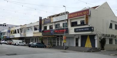 1st floor shop opp OCTAGON CONDO Ipoh town centre