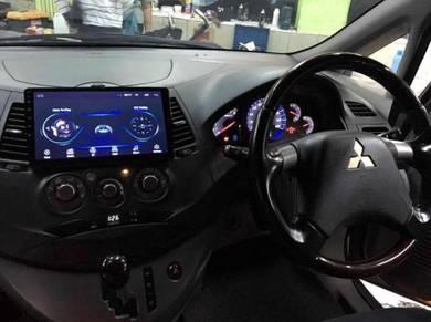 Mitsubishi grandis 10 inch android dvd player