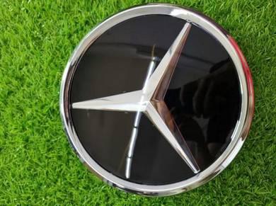 Mercedes Benz Glass Emblem, Glass star, logo