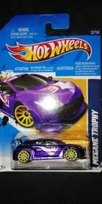 Hotwheels Megane Trophy Purple