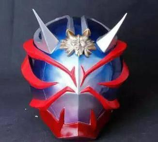 Kamen Rider Hibiki helmet 1/1 cosplay prop