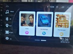Car android player 9inch hd ips screen 16gb rom