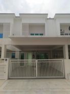 New Double Storey House for rent at Suriaman 2