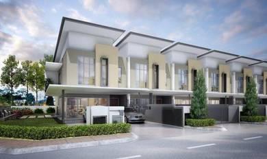 Affordable FreeHold Landed 4R4B Romantic Garden 2Storey Ever Putrajaya