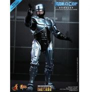 Hot Toys 1/6 Robocop MMS202D04 With Sound Effect