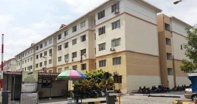 Pangsapuri Seri Saujana Bandar Saujana Putra RENOVATED 100% Full Loan