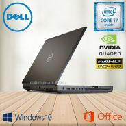 DELL PRECESION M4800 WORKSTATiON [CORE I7 /QUADRO]