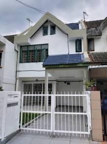 2-Storey Terrace House, Setiawangsa, Kuala Lumpur. Freehold