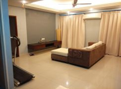 Sunshine Tower Apartment Full Furnished Bukit Dumbar Jelutong