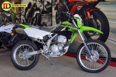 Kawasaki klx 250 klx250