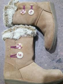 Snugglepolajnr clarks kids shoes
