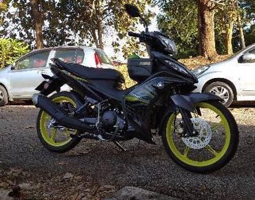 Yamaha lc 135 2020