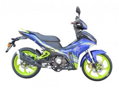 Benelli RFS150i dep500 promotion