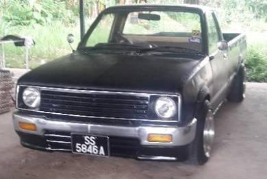 Isuzu Kb26 pickup 1982