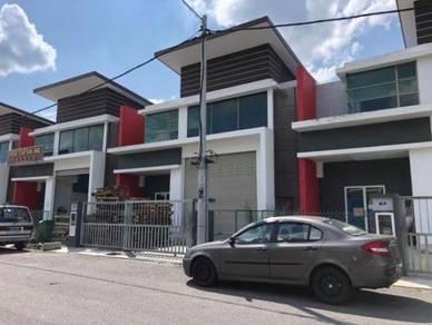 Tanjung Minyak industrial, Bukit Rambai - Melaka