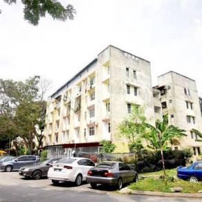 Rista Villa Apartment (Ground Floor)putra perdana Below market puchong