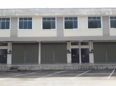 2-Storey Intermediate Shop lot At Pinggiran Netas Jaya, Mentakab