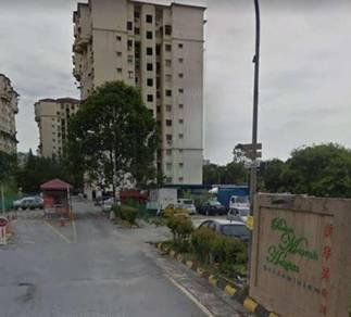 Pandan Mewah Heights Condo Hadapan Hospital Ampang l 965sf Corner Unit