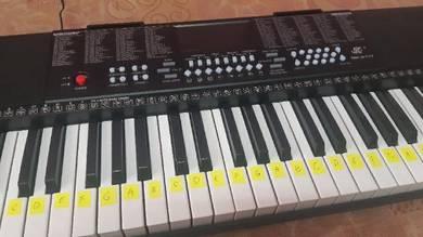 MK2117 BSL 61-keys keyboard piano