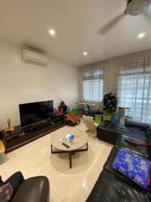 Double Storey Intermediate House Jalan Puteri 2/x, Puteri Wangsa