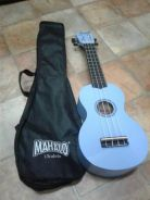 Ukulele Saprano (Light Blue)