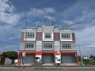 Lot Bangunan 3 Tingkat Untuk Disewa Di Taman Maju, Kota Bharu