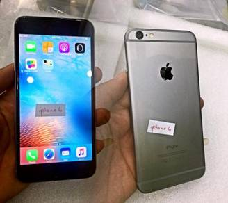 Apple iphone 6 128gb second 2nd hand used set ori