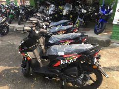 2017 Honda Beat 110 Scooter Ego Nezx