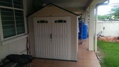 RubberMaid Big Max Garden Shed