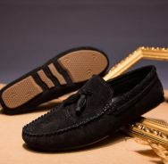 Classic Tassel Loafer Shoes(MSCXS 28534)