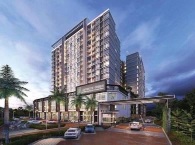 New condo Seri Alam Johor