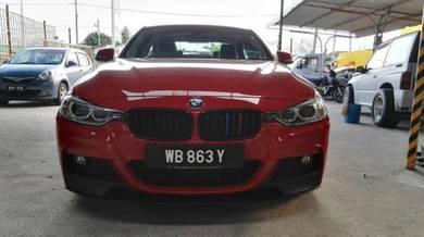 BMW F30 M Sport Bodykit