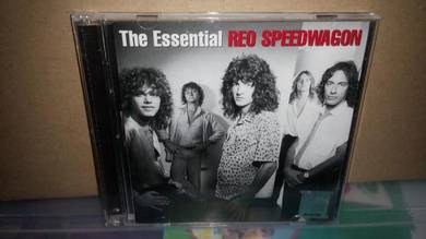 CD Reo Speedwagon - The Essential 2CD