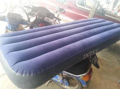 Imported Camping air bed from Singapore- Intex