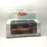 Hotwheels PAM 1938 Ford COE Black & Orange