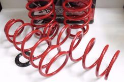 AR Racing Sport Springs For Toyota Vios 03 08