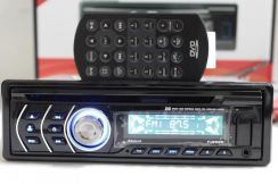 Premier Single Din DVD VCD CD USB MP3 MP4 Player
