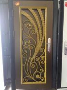 Alloy Security Door ( 3'x7')