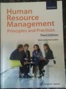 Human Resource Management Principles and Practices