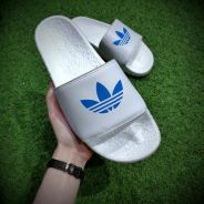 Adidas boost sandal blue