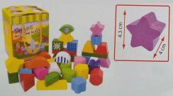 Kiddy Shape Building Blocks