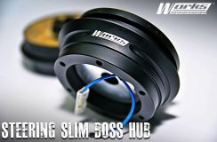 Works-Engineering Steering Wheel Slim Boss Hub