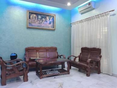 Taman Sejati Klang Jalan Bendahara 4B3B Double Storey 18x60 Freehold