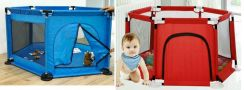 Baby safety fence T6-44L.CFF